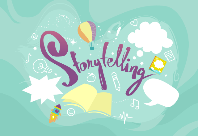 Hvad er storytelling, og hvordan kan du bruge det?