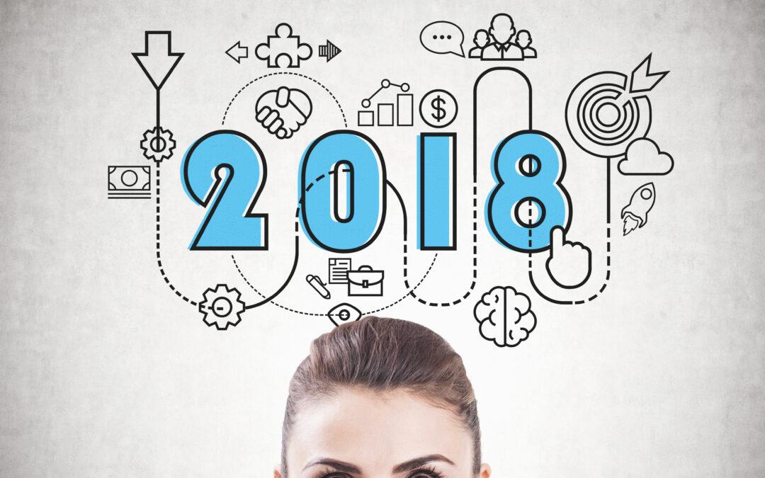 De 10 største marketingtrends i 2018