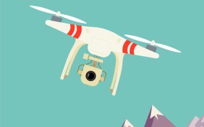 Giv dine kunder en wow-oplevelse med dronefilm og luftfoto