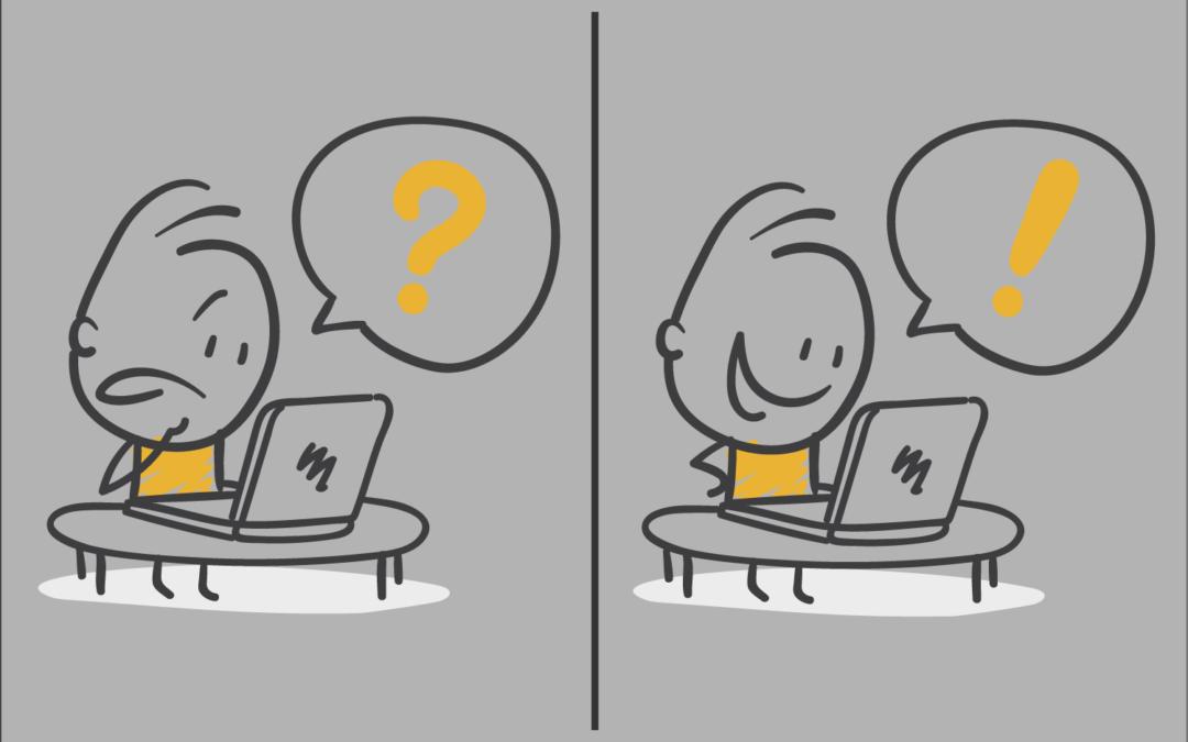 Hvad er den perfekte længde på film, opslag på de sociale medier og blogindlæg?