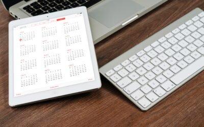 Planlæg dit år med et årshjul til din markedsføring