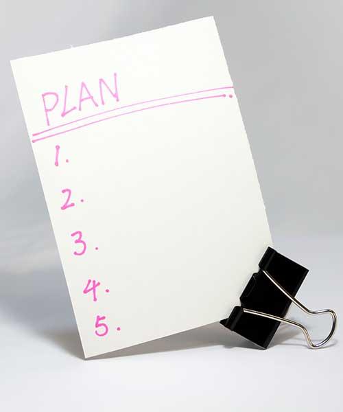 Lav en kommunikationsstrategi, der kan eksekveres 4