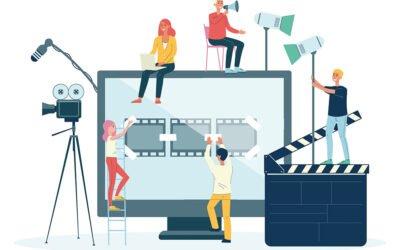 Sådan bruger du film på din hjemmeside