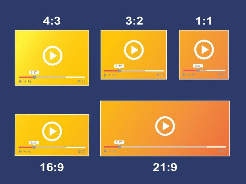 Sådan vælger du det rigtige videoformat og -længde til din film 1